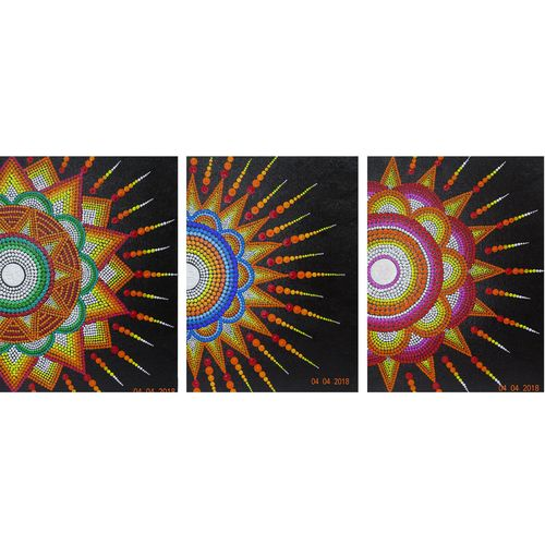 rays of prosperity., 9 x 12 inch, kunal girme,abstract expressionist paintings,art deco paintings,expressionist paintings,illustration paintings,impressionist paintings,paintings for dining room,paintings for living room,paintings for bedroom,paintings for office,paintings for kids room,paintings for hotel,paintings for kitchen,multi piece paintings,canvas board,acrylic color,9x12inch,GAL0516412716