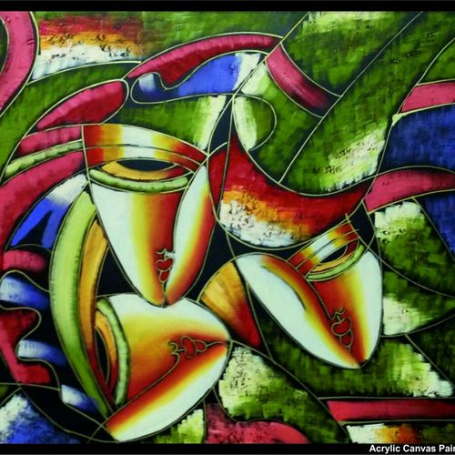 abstract ., 36 x 25 inch, shalini mehta,paintings,abstract paintings,paintings for dining room,paintings for living room,paintings for bedroom,paintings for office,paintings for bathroom,paintings for kids room,paintings for hotel,paintings for kitchen,canvas,acrylic color,36x25inch,GAL0542512824