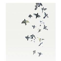 The flying bird  art print by Gallerist