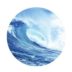 Big waves  art print by Gallerist