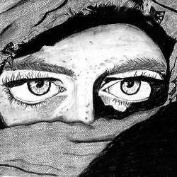 eyes, 11 x 8 inch, deepa c,drawings,paintings for living room,fine art drawings,paintings for living room,thick paper,pencil color,11x8inch,GAL0549913137