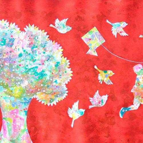 childhood dreams, 16 x 30 inch, sandeep rawal ,abstract paintings,figurative paintings,landscape paintings,modern art paintings,conceptual paintings,nature paintings,animal paintings,contemporary paintings,love paintings,baby paintings,kids paintings,paintings for dining room,paintings for living room,paintings for bedroom,paintings for office,paintings for kids room,paintings for hotel,paintings for school,paintings for hospital,canvas,acrylic color,16x30inch,GAL0251113142Nature,environment,Beauty,scenery,greenery