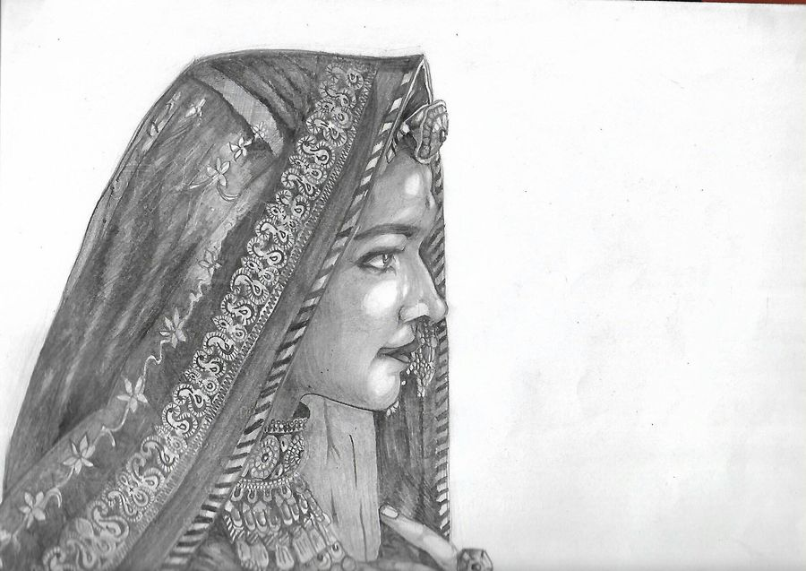 pride, 12 x 14 inch, arghya halder,drawings,fine art drawings,folk drawings,portrait drawings,paintings for dining room,paintings for living room,paintings for bedroom,paintings for office,paintings for kids room,paintings for hotel,paintings for school,thick paper,charcoal,graphite pencil,12x14inch,GAL0555913219