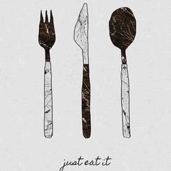 Just eat it  art print by Gallerist