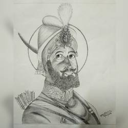 guru gobind singh ji, 11 x 12 inch, akhil thakial,paintings for dining room,paintings for living room,paintings for bedroom,paintings for office,paintings for kids room,photorealism drawings,portrait drawings,realism drawings,paintings for hotel,paintings for dining room,paintings for living room,paintings for bedroom,paintings for office,paintings for kids room,art deco drawings,conceptual drawings,cubism drawings,documentary drawings,expressionist drawings,figurative drawings,fine art drawings,graffiti drawings,illustration drawings,impressionist drawings,minimalist drawings,modern drawings,pop art drawings,street art,surrealist drawings,paintings for bathroom,paintings for kitchen,paintings for school,paintings for hospital,thick paper,graphite pencil,11x12inch,GAL0560113443