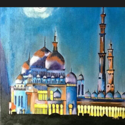 grand mosque, 25 x 25 inch, radhika menon,paintings,religious paintings,paintings for dining room,paintings for living room,paintings for bedroom,paintings for office,paintings for kids room,paintings for hotel,paintings for kitchen,paintings for school,paintings for hospital,paintings for dining room,paintings for living room,paintings for bedroom,paintings for office,paintings for kids room,paintings for hotel,paintings for kitchen,paintings for school,paintings for hospital,canvas,acrylic color,25x25inch,GAL0553313551