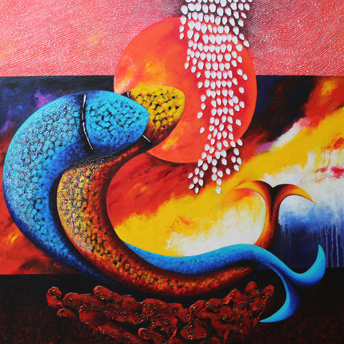 emotions series - 38, 48 x 36 inch, sharad ambulkar,paintings,abstract paintings,paintings for dining room,paintings for living room,paintings for bedroom,paintings for office,paintings for bathroom,paintings for hotel,paintings for school,paintings for hospital,paintings for dining room,paintings for living room,paintings for bedroom,paintings for office,paintings for bathroom,paintings for hotel,paintings for school,paintings for hospital,canvas,acrylic color,48x36inch,GAL0494713740