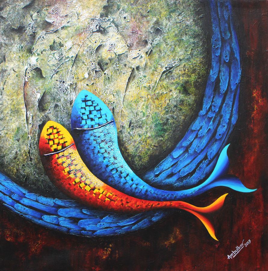 emotions series - 50, 30 x 30 inch, sharad ambulkar,paintings,abstract paintings,paintings for dining room,paintings for living room,paintings for bedroom,paintings for office,paintings for school,paintings for hospital,paintings for dining room,paintings for living room,paintings for bedroom,paintings for office,paintings for school,paintings for hospital,canvas,acrylic color,30x30inch,GAL0494713745