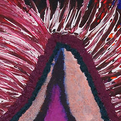 reflections of shell, 24 x 36 inch, najmuddin kachwala,paintings,abstract paintings,modern art paintings,paintings for dining room,paintings for living room,paintings for bedroom,paintings for office,paintings for kids room,paintings for hotel,paintings for kitchen,paintings for school,paintings for hospital,canvas,acrylic color,24x36inch,GAL0508613750