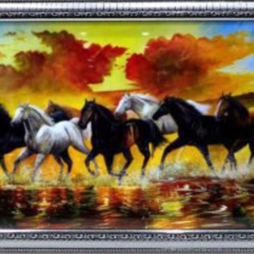 horse, 12 x 18 inch, diksha anand,landscape paintings,nature paintings,horse paintings,paintings for dining room,paintings for living room,paintings for bedroom,paintings for office,paintings for bathroom,paintings for kids room,paintings for hotel,paintings for kitchen,paintings for school,paintings for hospital,canvas,mixed media,12x18inch,GAL030413778Nature,environment,Beauty,scenery,greenery