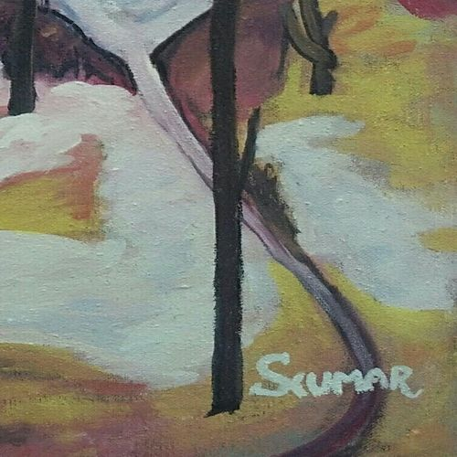landscape , 18 x 24 inch, surendra kumar,paintings,wildlife paintings,nature paintings,paintings for dining room,paintings for living room,paintings for bedroom,paintings for office,paintings for hotel,paintings for school,paintings for hospital,canvas,oil,18x24inch,GAL0507513841Nature,environment,Beauty,scenery,greenery