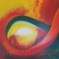 untitled - 3, 36 x 24 inch, sharad ambulkar,paintings,abstract paintings,contemporary paintings,paintings for dining room,paintings for living room,paintings for bedroom,paintings for office,paintings for bathroom,paintings for kids room,paintings for hotel,paintings for kitchen,paintings for school,paintings for hospital,canvas,acrylic color,36x24inch,GAL0494713875