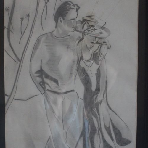 love, 17 x 24 inch, nikita atreya,drawings,figurative drawings,paintings for living room,paintings for bedroom,paintings for hotel,thick paper,graphite pencil,17x24inch,GAL0560814138