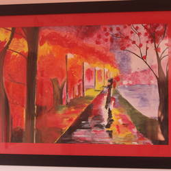 warmth, 21 x 15 inch, nikita atreya,paintings,abstract paintings,nature paintings,paintings for dining room,paintings for living room,paintings for bedroom,paintings for office,paintings for kids room,paintings for hotel,paintings for school,paintings for hospital,paintings for dining room,paintings for living room,paintings for bedroom,paintings for office,paintings for kids room,paintings for hotel,paintings for school,paintings for hospital,thick paper,acrylic color,21x15inch,GAL0560814144Nature,environment,Beauty,scenery,greenery