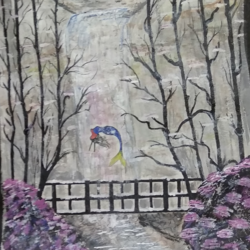 beautiful acrylic nature   - free spirit in nature, 22 x 29 inch, nidhi wadhwa,wildlife paintings,nature paintings,art deco paintings,expressionist paintings,surrealist paintings,paintings for dining room,paintings for living room,paintings for bedroom,paintings for office,paintings for bathroom,paintings for kids room,paintings for hotel,paintings for school,paintings for dining room,paintings for living room,paintings for bedroom,paintings for office,paintings for bathroom,paintings for kids room,paintings for hotel,paintings for school,handmade paper,acrylic color,22x29inch,GAL0568714305Nature,environment,Beauty,scenery,greenery,tree,water