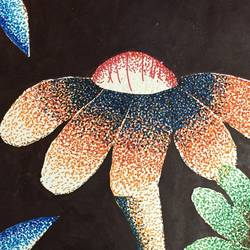 flower, 11 x 14 inch, runjhun  jain,drawings,art deco drawings,paintings for living room,paintings for office,paintings for kids room,ivory sheet,acrylic color,pen color,pencil color,11x14inch,GAL0210714341