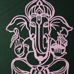 ganesha, 14 x 16 inch, prahlad  hegde,figurative drawings,paper,natural color,14x16inch,GAL0607114355