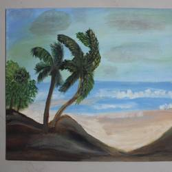 sea side, 12 x 16 inch, preeja dheeraj,paintings,landscape paintings,portrait paintings,nature paintings,photorealism paintings,surrealist paintings,realistic paintings,love paintings,paintings for dining room,paintings for living room,paintings for bedroom,paintings for office,paintings for bathroom,paintings for kids room,paintings for hotel,paintings for kitchen,paintings for school,paintings for hospital,paintings for dining room,paintings for living room,paintings for bedroom,paintings for office,paintings for bathroom,paintings for kids room,paintings for hotel,paintings for kitchen,paintings for school,paintings for hospital,canvas,acrylic color,poster color,12x16inch,GAL0605614372Nature,environment,Beauty,scenery,greenery