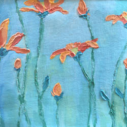floral art -ii, 9 x 7 inch, mitisha vakil,paintings,abstract paintings,flower paintings,landscape paintings,nature paintings,impressionist paintings,paintings for dining room,paintings for living room,paintings for bedroom,paintings for office,paintings for bathroom,paintings for kids room,paintings for hotel,paintings for kitchen,paintings for school,paintings for hospital,canvas,acrylic color,9x7inch,GAL0264114560Nature,environment,Beauty,scenery,greenery