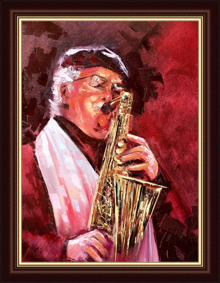 music mood, 18 x 24 inch, vijay shetye,portraiture,paintings for living room,paintings for office,paintings for hotel,paintings for hospital,paintings for living room,paintings for office,paintings for hotel,paintings for hospital,figurative paintings,modern art paintings,canvas,oil,18x24inch,GAL0640814795