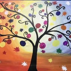 tree of colours, 30 x 20 inch, richa  patel,nature paintings,paintings for dining room,paintings for living room,paintings for bedroom,paintings for office,paintings for hotel,paintings for school,paintings for dining room,paintings for living room,paintings for bedroom,paintings for office,paintings for hotel,paintings for school,canvas,acrylic color,30x20inch,GAL0444314826Nature,environment,Beauty,scenery,greenery