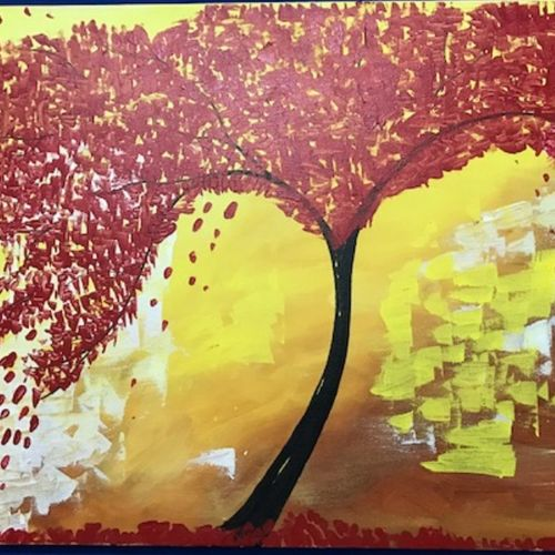 tree, 30 x 20 inch, richa  patel,abstract paintings,landscape paintings,paintings for dining room,paintings for living room,paintings for bedroom,paintings for hotel,paintings for school,paintings for dining room,paintings for living room,paintings for bedroom,paintings for hotel,paintings for school,canvas,acrylic color,30x20inch,GAL0444314828