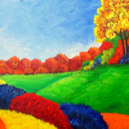 rainbow land, 24 x 18 inch, rachel a,paintings,landscape paintings,modern art paintings,nature paintings,paintings for dining room,paintings for living room,paintings for bedroom,paintings for office,paintings for hotel,paintings for kitchen,paintings for school,paintings for hospital,paintings for dining room,paintings for living room,paintings for bedroom,paintings for office,paintings for hotel,paintings for kitchen,paintings for school,paintings for hospital,canvas board,acrylic color,24x18inch,GAL0659215025Nature,environment,Beauty,scenery,greenery