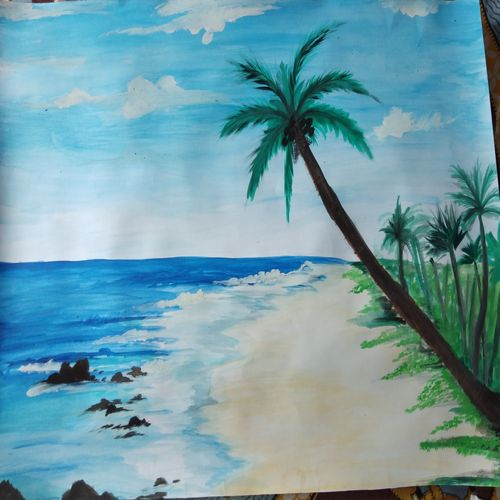 beach, 22 x 14 inch, sandeep gowda,paintings,landscape paintings,nature paintings,paintings for dining room,paintings for living room,paintings for bedroom,paintings for office,paintings for bathroom,paintings for kids room,paintings for hotel,paintings for kitchen,paintings for school,paintings for hospital,paintings for dining room,paintings for living room,paintings for bedroom,paintings for office,paintings for bathroom,paintings for kids room,paintings for hotel,paintings for kitchen,paintings for school,paintings for hospital,thick paper,acrylic color,22x14inch,GAL0662615097Nature,environment,Beauty,scenery,greenery