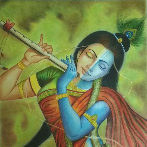 radha krishna jugol, 12 x 17 inch, kailash apartment,paintings,radha krishna paintings,paintings for living room,paintings for living room,drawing paper,mixed media,12x17inch,GAL0458715269,radhakrishna,love,pece,lordkrishna,,lordradha,peace,flute,music,radha,krishna,devotion,couple
