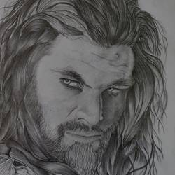 jason momoa, 15 x 20 inch, aniruddha badgujar,drawings,paintings for living room,paintings for kids room,figurative drawings,paintings for living room,paintings for kids room,thick paper,graphite pencil,15x20inch,GAL0289815292