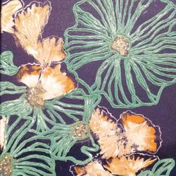 floral - thread, 12 x 16 inch, divya ashok kumar,paintings,abstract paintings,flower paintings,modern art paintings,nature paintings,paintings for dining room,paintings for living room,paintings for bedroom,paintings for office,paintings for bathroom,paintings for kids room,paintings for hotel,paintings for kitchen,paintings for school,paintings for hospital,canvas board,acrylic color,12x16inch,GAL0314815479Nature,environment,Beauty,scenery,greenery