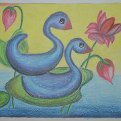 love of life , 12 x 18 inch, parvez ahmad,paintings,nature paintings,animal paintings,paintings for dining room,paintings for living room,paintings for bedroom,paintings for office,paintings for bathroom,paintings for kids room,paintings for hotel,paintings for school,paintings for hospital,paintings for dining room,paintings for living room,paintings for bedroom,paintings for office,paintings for bathroom,paintings for kids room,paintings for hotel,paintings for school,paintings for hospital,ivory sheet,pastel color,12x18inch,GAL037915501Nature,environment,Beauty,scenery,greenery