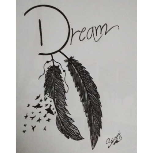 dairy of dreams.... birds without wings, 8 x 12 inch, shivangi  sharma,drawings,paintings for dining room,paintings for living room,paintings for bedroom,abstract drawings,fine art drawings,modern drawings,paintings for dining room,paintings for living room,paintings for bedroom,drawing paper,pen color,ball point pen,graphite pencil,8x12inch,GAL0601915525