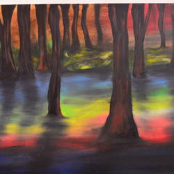 forest, 24 x 30 inch, riya panchal,landscape paintings,nature paintings,paintings for dining room,paintings for living room,paintings for bedroom,paintings for office,paintings for hotel,paintings for hospital,paintings for dining room,paintings for living room,paintings for bedroom,paintings for office,paintings for hotel,paintings for hospital,paintings for bathroom,paintings for kids room,canvas,oil,24x30inch,GAL0582015553Nature,environment,Beauty,scenery,greenery