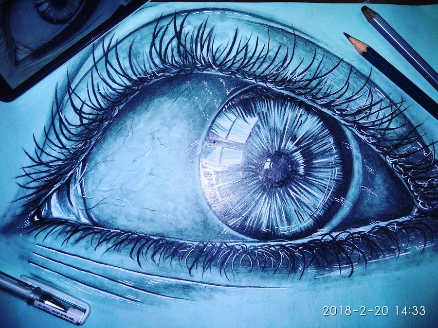 human eye, 8 x 12 inch, pranjal sinha,paintings for dining room,paintings for living room,paintings for bedroom,paintings for office,paintings for kids room,paintings for hotel,paintings for dining room,paintings for living room,paintings for bedroom,paintings for office,paintings for kids room,paintings for hotel,figurative paintings,modern art paintings,paper,charcoal,pen color,8x12inch,GAL0682615561