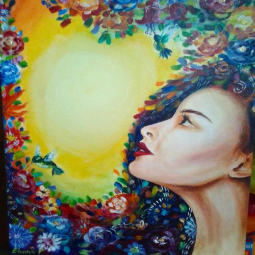 perseverare, 16 x 20 inch, eleanor  pinto,paintings,figurative paintings,flower paintings,portrait paintings,nature paintings,pop art paintings,contemporary paintings,paintings for dining room,paintings for living room,paintings for bedroom,paintings for office,paintings for kids room,paintings for hotel,paintings for dining room,paintings for living room,paintings for bedroom,paintings for office,paintings for kids room,paintings for hotel,canvas,acrylic color,16x20inch,GAL0692215631Nature,environment,Beauty,scenery,greenery
