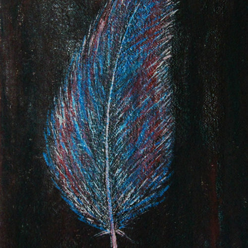 hope is the thing with feathers , 16 x 21 inch, prax rao,paintings,nature paintings,paintings for dining room,paintings for living room,paintings for bedroom,paintings for office,paintings for bathroom,paintings for kids room,paintings for hotel,paintings for kitchen,paintings for school,paintings for hospital,thick paper,oil,16x21inch,GAL0689515660Nature,environment,Beauty,scenery,greenery