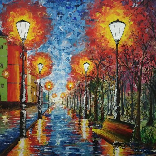 glossy evening , 18 x 24 inch, chandrakesh  singh,nature paintings,paintings for dining room,paintings for living room,paintings for bedroom,paintings for office,paintings for kids room,paintings for hotel,paintings for kitchen,paintings for hospital,paintings for dining room,paintings for living room,paintings for bedroom,paintings for office,paintings for kids room,paintings for hotel,paintings for kitchen,paintings for hospital,canvas board,oil,18x24inch,GAL0705615842Nature,environment,Beauty,scenery,greenery