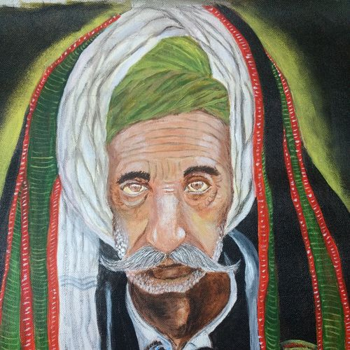 old man, 17 x 13 inch, gaurab  bose,paintings,figurative paintings,paintings for dining room,paintings for living room,paintings for bedroom,paintings for office,paintings for hotel,paintings for school,paintings for hospital,paintings for dining room,paintings for living room,paintings for bedroom,paintings for office,paintings for hotel,paintings for school,paintings for hospital,canvas,acrylic color,17x13inch,GAL0655015909