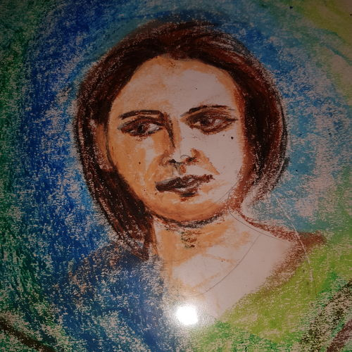 the mother, 8 x 12 inch, sandipan  ghosh,paintings,portrait paintings,paintings for dining room,paintings for living room,paintings for bedroom,paintings for office,paintings for bathroom,paintings for kids room,paintings for hotel,paintings for kitchen,paintings for school,paintings for hospital,paintings for dining room,paintings for living room,paintings for bedroom,paintings for office,paintings for bathroom,paintings for kids room,paintings for hotel,paintings for kitchen,paintings for school,paintings for hospital,paper,pastel color,8x12inch,GAL0606715939