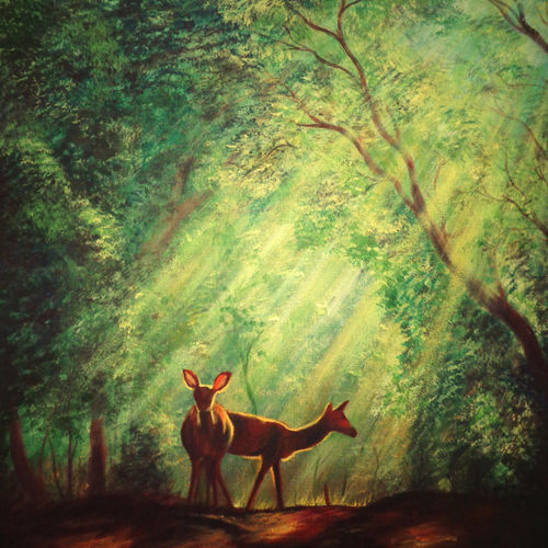 morning rays, 20 x 24 inch, dipu jose,paintings,nature paintings,paintings for dining room,paintings for living room,paintings for bedroom,paintings for office,paintings for hotel,paintings for school,paintings for dining room,paintings for living room,paintings for bedroom,paintings for office,paintings for hotel,paintings for school,animal paintings,canvas,acrylic color,20x24inch,GAL0727216239Nature,environment,Beauty,scenery,greenery