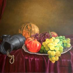still life 1, 19 x 15 inch, pushpendra singh mandloi,paintings,still life paintings,photorealism,realism paintings,realistic paintings,paintings for dining room,paintings for living room,paintings for kids room,paintings for hotel,paintings for kitchen,hardboard,acrylic color,oil,19x15inch,GAL0726216374