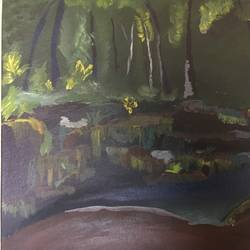 into the forest, 16 x 12 inch, soumya kulkarni,paintings,abstract paintings,landscape paintings,nature paintings,paintings for dining room,paintings for living room,paintings for bedroom,paintings for office,paintings for bathroom,paintings for kids room,paintings for hotel,paintings for kitchen,paintings for school,paintings for dining room,paintings for living room,paintings for bedroom,paintings for office,paintings for bathroom,paintings for kids room,paintings for hotel,paintings for kitchen,paintings for school,canvas,acrylic color,16x12inch,GAL0109916393Nature,environment,Beauty,scenery,greenery