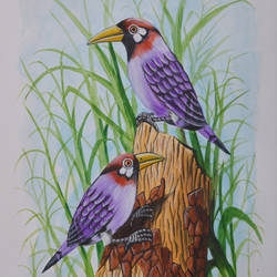 birds painting 29, 9 x 12 inch, santosh patil,paintings,nature paintings,love paintings,paintings for dining room,paintings for living room,paintings for bedroom,paintings for office,paintings for kids room,paintings for hotel,paintings for kitchen,paintings for school,paintings for hospital,drawing paper,poster color,9x12inch,GAL0178116399heart,family,caring,happiness,forever,happy,trust,passion,romance,sweet,kiss,love,hugs,warm,fun,kisses,joy,friendship,marriage,chocolate,husband,wife,forever,caring,couple,sweetheartNature,environment,Beauty,scenery,greenery