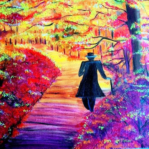 winter season- morning walk, 28 x 23 inch, payal tripathi,paintings,abstract paintings,flower paintings,landscape paintings,nature paintings,contemporary paintings,paintings for dining room,paintings for living room,paintings for bedroom,paintings for office,paintings for bathroom,paintings for kids room,paintings for hotel,paintings for kitchen,paintings for school,paintings for hospital,canvas,acrylic color,28x23inch,GAL0425516521Nature,environment,Beauty,scenery,greenery