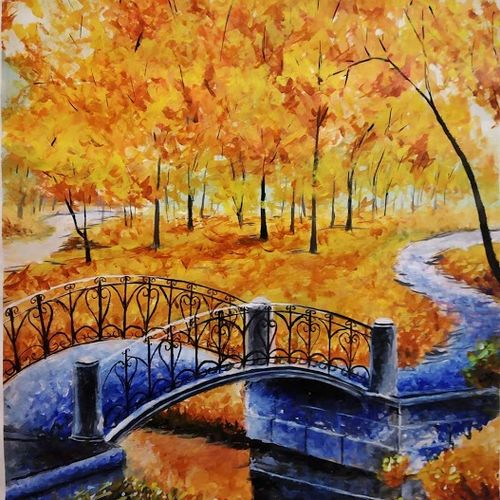 autumn beauty, 14 x 22 inch, chandrakesh  singh,flower paintings,landscape paintings,nature paintings,illustration paintings,street art,paintings for dining room,paintings for living room,paintings for bedroom,paintings for office,paintings for bathroom,paintings for kids room,paintings for hotel,paintings for kitchen,paintings for school,paintings for hospital,paintings for dining room,paintings for living room,paintings for bedroom,paintings for office,paintings for bathroom,paintings for kids room,paintings for hotel,paintings for kitchen,paintings for school,paintings for hospital,thick paper,acrylic color,14x22inch,GAL0705616610Nature,environment,Beauty,scenery,greenery