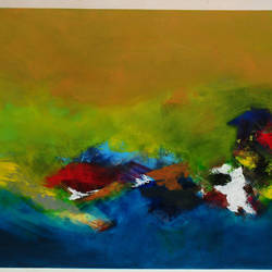 travails 2, 60 x 33 inch, sadhana raddi,paintings,abstract paintings,paintings for living room,paintings for office,canvas,acrylic color,60x33inch,GAL0751216618