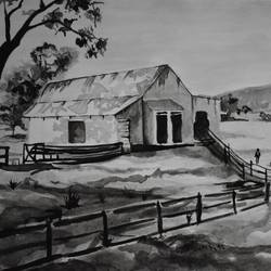 farmhouse , 12 x 8 inch, saurabh  kumar,paintings,landscape paintings,nature paintings,realism paintings,paintings for dining room,paintings for living room,paintings for bedroom,paintings for office,paintings for bathroom,paintings for kids room,paintings for hotel,paintings for kitchen,paintings for school,paintings for hospital,paintings for dining room,paintings for living room,paintings for bedroom,paintings for office,paintings for bathroom,paintings for kids room,paintings for hotel,paintings for kitchen,paintings for school,paintings for hospital,brustro watercolor paper,ink color,12x8inch,GAL0392616766Nature,environment,Beauty,scenery,greenery,farmhouses,path,gate