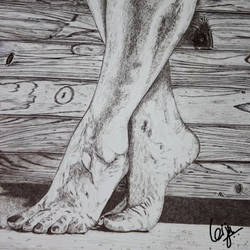 desire 02, 11 x 14 inch, biju puthiyapurail,paintings for living room,figurative drawings,drawings,fine art drawings,paintings for bathroom,paintings for hotel,ivory sheet,ball point pen,11x14inch,GAL04741688