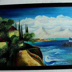 landscape oil painting, 30 x 20 inch, inderjeet singh,paintings,landscape paintings,nature paintings,paintings for dining room,paintings for living room,paintings for bedroom,paintings for office,paintings for bathroom,paintings for kids room,paintings for hotel,paintings for kitchen,paintings for school,paintings for hospital,paintings for dining room,paintings for living room,paintings for bedroom,paintings for office,paintings for bathroom,paintings for kids room,paintings for hotel,paintings for kitchen,paintings for school,paintings for hospital,canvas,oil,30x20inch,GAL0571516880Nature,environment,Beauty,scenery,greenery